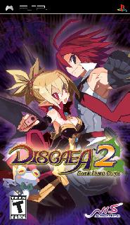 Screenshot Thumbnail / Media File 1 for Disgaea 2 - Dark Hero Days (USA)