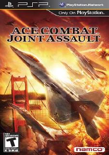 Screenshot Thumbnail / Media File 1 for Ace Combat - Joint Assault (USA)