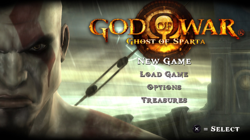 God of War 4 4 For God of War Ghost