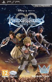 Screenshot Thumbnail / Media File 1 for Kingdom Hearts - Birth by Sleep (USA)