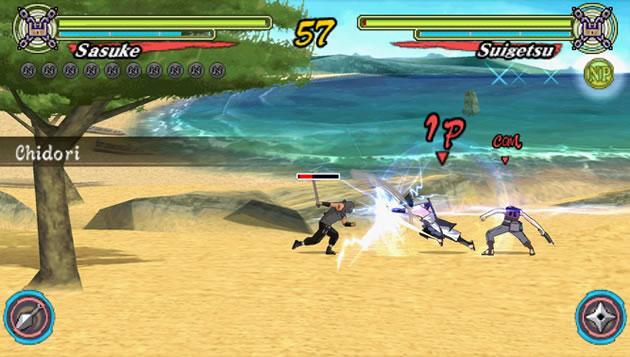Naruto Shippuden Ultimate Ninja Heroes 3 Usa Iso