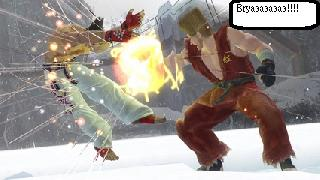 Screenshot Thumbnail / Media File 1 for Tekken 6 (USA)