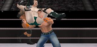 Screenshot Thumbnail / Media File 1 for WWE SmackDown vs. RAW 2011 (USA)