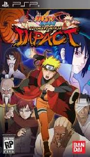 Screenshot Thumbnail / Media File 1 for Naruto Shippuden - Ultimate Ninja Impact (USA)
