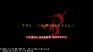 Screenshot Thumbnail / Media File 1 for 3rd Birthday, The (USA)