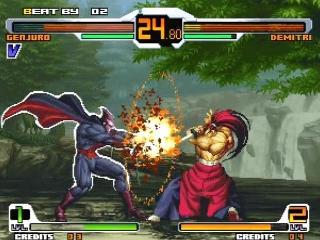 Screenshot Thumbnail / Media File 1 for SNK vs. CAPCOM SVC CHAOS