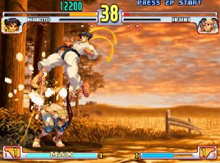 Screenshot Thumbnail / Media File 1 for Street Fighter III 3rd Strike
