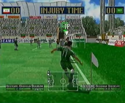 Screenshot Thumbnail / Media File 1 for Virtua Striker 2