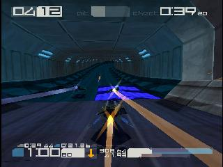 Screenshot Thumbnail / Media File 1 for Wipeout 3 - Special Edition (PAL)