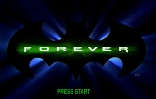Screenshot Thumbnail / Media File 1 for Batman Forever The Arcade Game (U)
