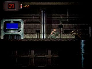 Screenshot Thumbnail / Media File 1 for Alien 3 (Japan)