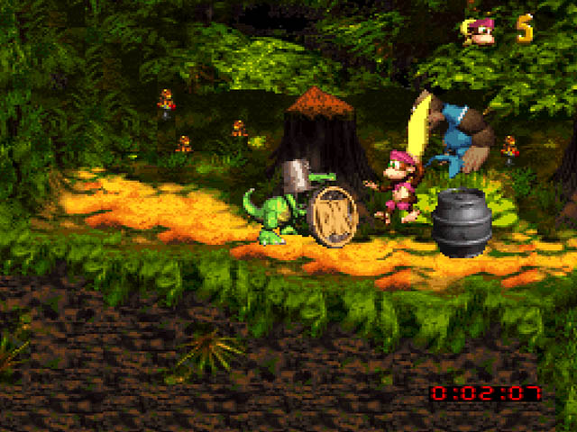 donkey kong country torrent