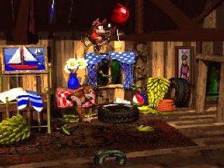 Screenshot Thumbnail / Media File 1 for Donkey Kong Country (USA)