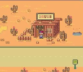 Screenshot Thumbnail / Media File 1 for EarthBound (USA)