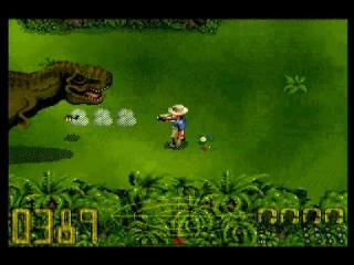 Screenshot Thumbnail / Media File 1 for Jurassic Park (USA)