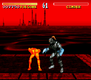 Screenshot Thumbnail / Media File 1 for Killer Instinct (USA)