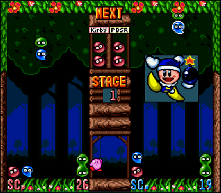 Screenshot Thumbnail / Media File 1 for Kirby's Avalanche (USA)