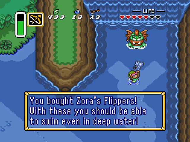 Zelda A Link To The Past Emulator