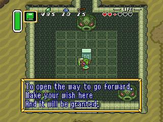 Screenshot Thumbnail / Media File 1 for Legend of Zelda, The - A Link to the Past (USA)