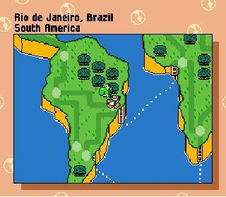 Screenshot Thumbnail / Media File 1 for Mario is Missing! (USA)