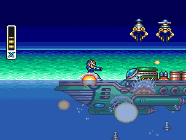 Mega Man X Review (Super Nintendo) 34559-Megaman_X_(USA)-16