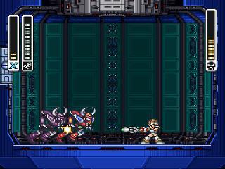 Screenshot Thumbnail / Media File 1 for Megaman X (USA)
