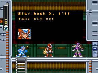 Screenshot Thumbnail / Media File 1 for Megaman X (USA)