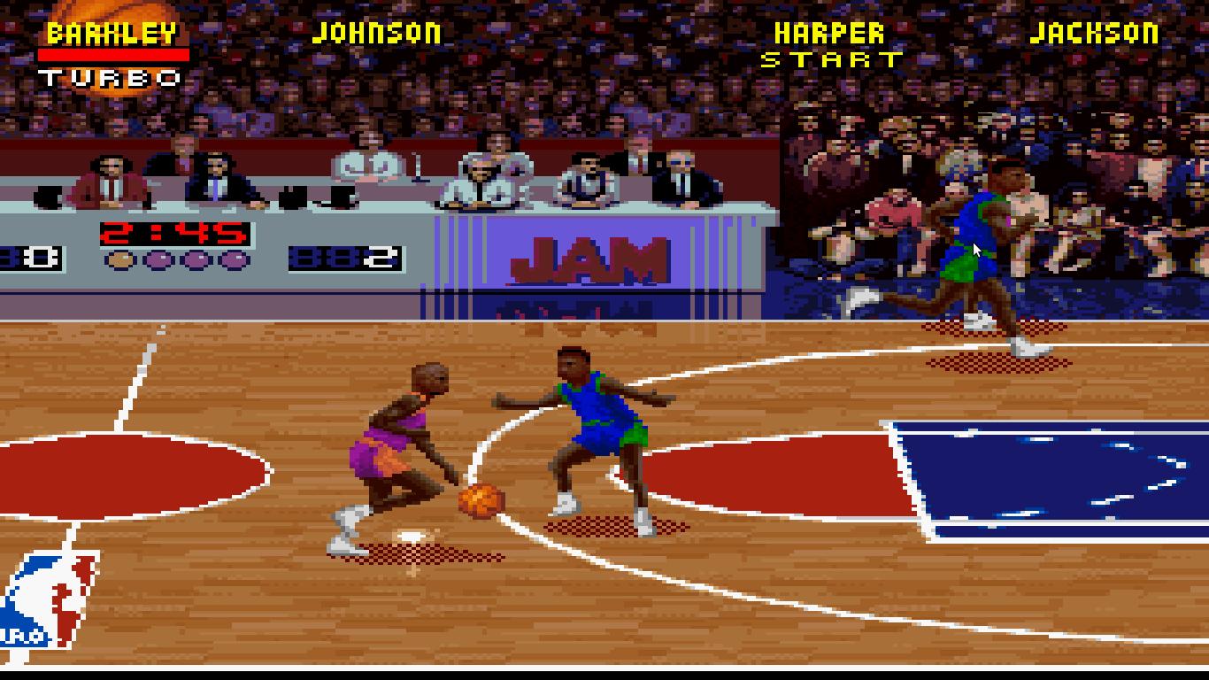 NBA Jam (USA) ROM