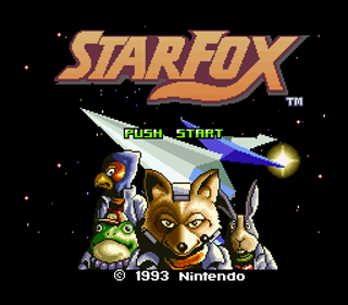 Screenshot Thumbnail / Media File 1 for Star Fox (USA)