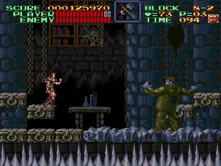 Screenshot Thumbnail / Media File 1 for Super Castlevania IV (USA)