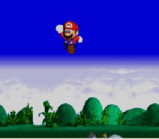 Screenshot Thumbnail / Media File 1 for Super Mario RPG - Legend of the Seven Stars (USA)