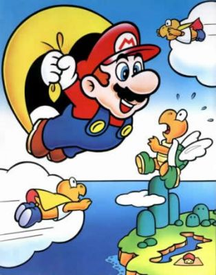 Mario World Para Snes