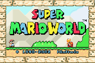 Screenshot Thumbnail / Media File 1 for Super Mario World (USA)