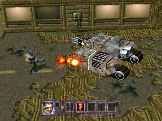 Screenshot thumbnail media file 3 for contra legacy of war u