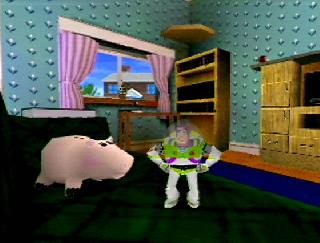 Screenshot Thumbnail / Media File 1 for Disney's Toy Story 2 - Buzz Lightyear to the Rescue