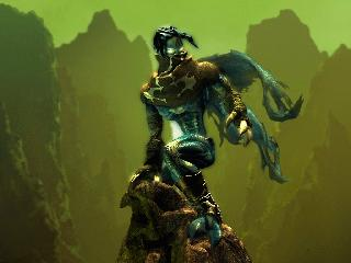 Screenshot Thumbnail / Media File 1 for Legacy Of Kain - Soul Reaver (bin)