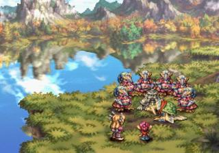 Screenshot Thumbnail / Media File 1 for Legend of Mana (ccd)