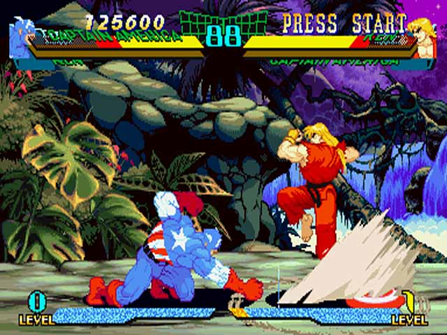 Street Fighter Vs Marvel Play It Online 70