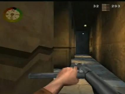 Simulating PS1