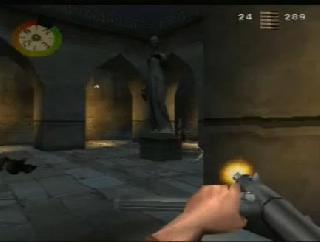 Screenshot Thumbnail / Media File 1 for Medal of Honor - Underground