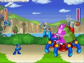 Screenshot Thumbnail / Media File 1 for MegaMan 8