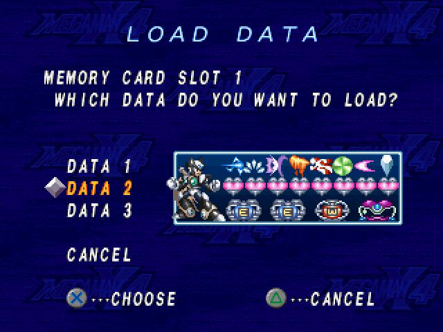 Screenshot Thumbnail / Media File 4 for MegaMan X4