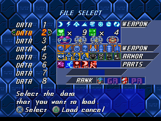 Screenshot Thumbnail / Media File 1 for MegaMan X5