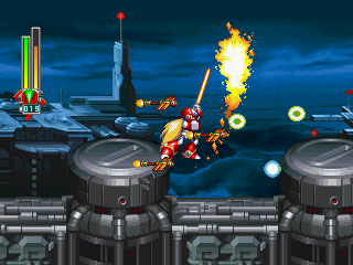 Screenshot Thumbnail / Media File 1 for MegaMan X6