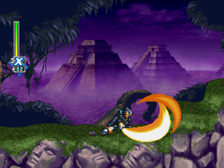 Screenshot Thumbnail / Media File 1 for MegaMan X6