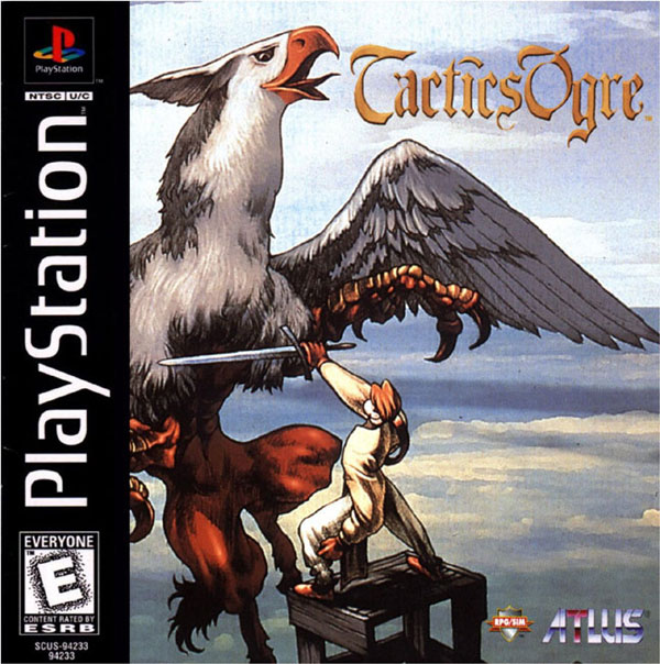 I just bought Tactics Ogre    I think [Archive] - Giant in