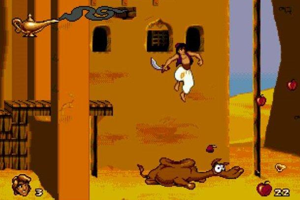Aladdin Europe Rom