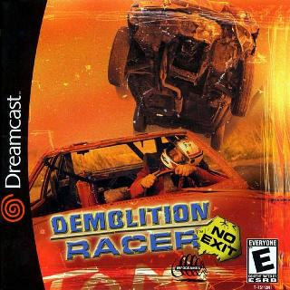 Screenshot Thumbnail / Media File 1 for Demolition Racer No Exit