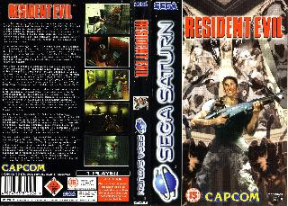 Screenshot Thumbnail / Media File 1 for Resident Evil (U)
