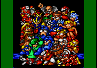 Screenshot Thumbnail / Media File 1 for Megaman - The Wily Wars (Europe)